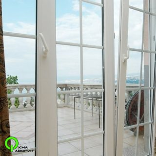 окна со шпросами 1